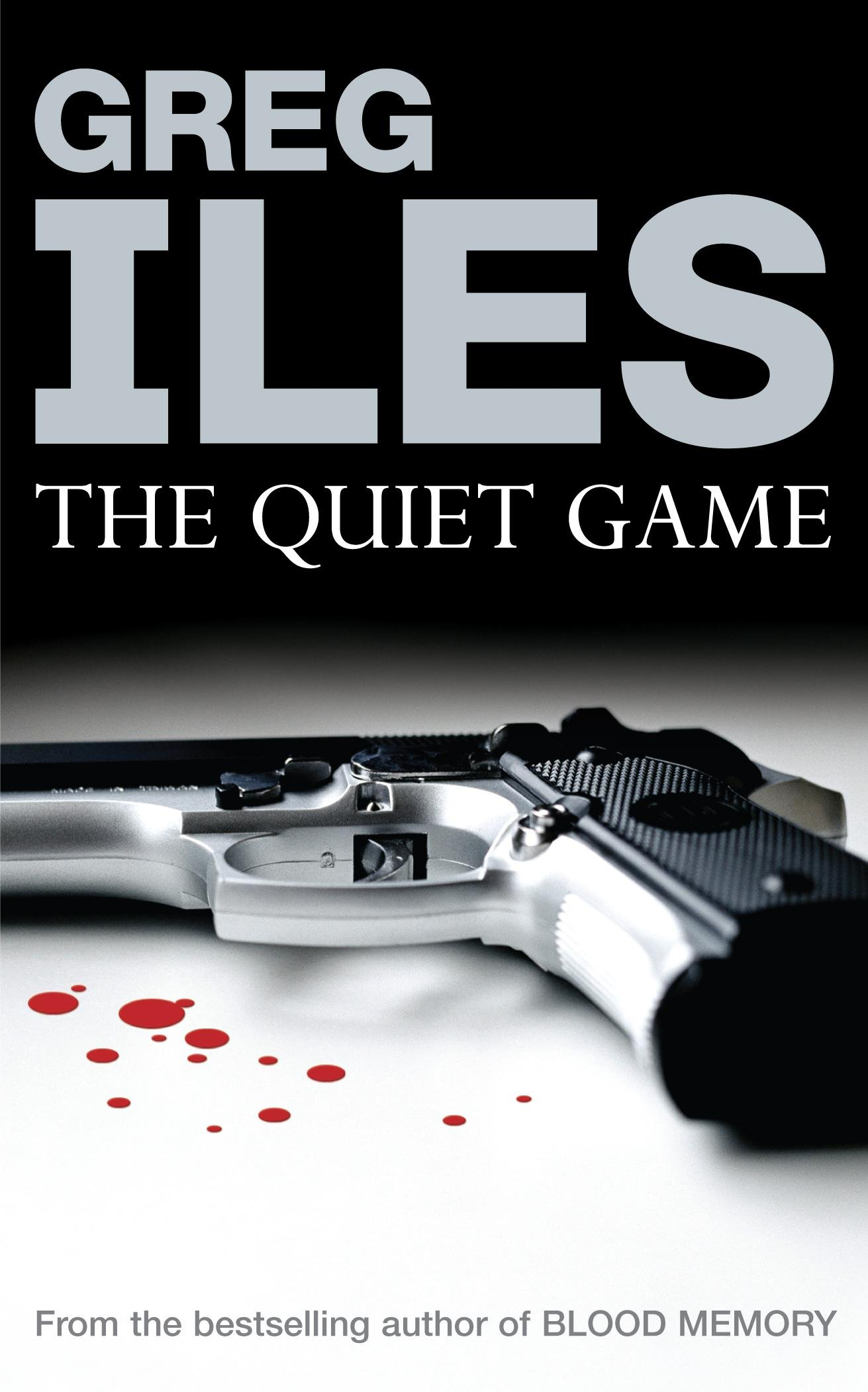 Book cover of The Quiet Game