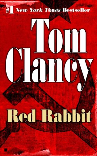 Book cover of The Red Rabbit