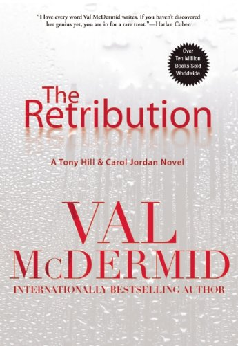 Book cover of The Retribution