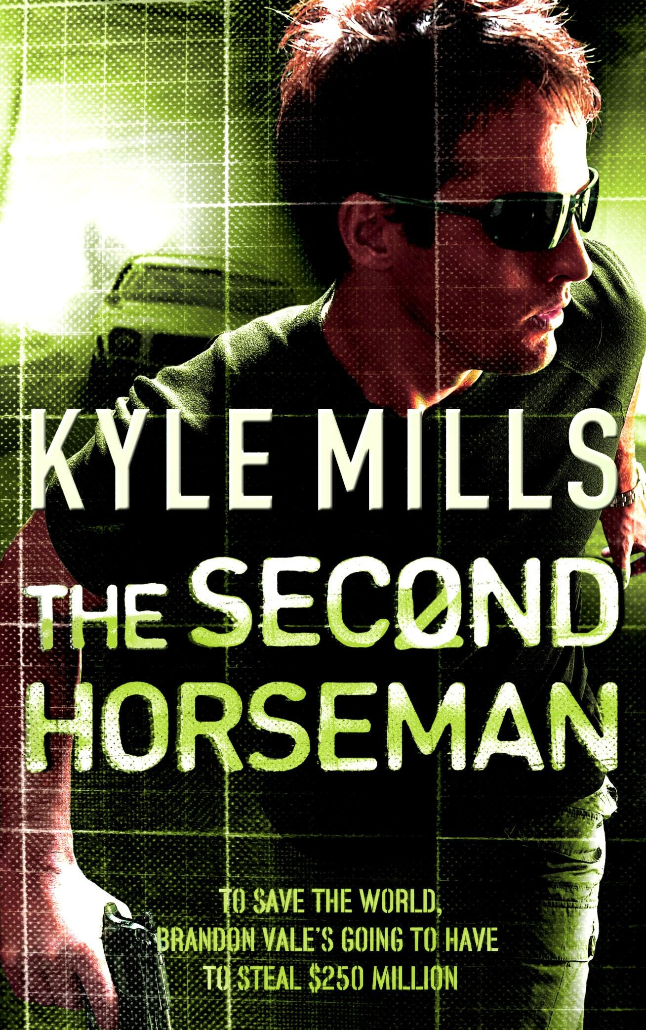 Book cover of The Second Horseman