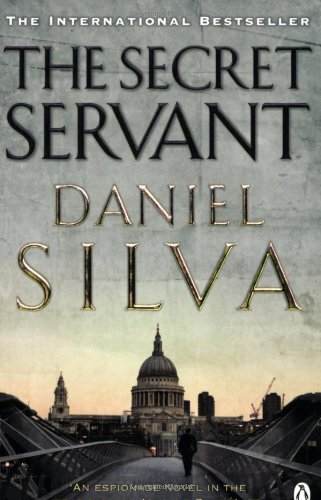 Book Cover of The Secret Servant