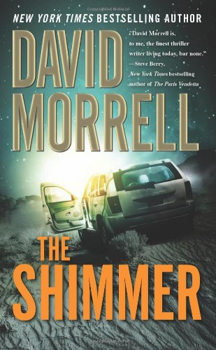 Book cover of The Shimmer