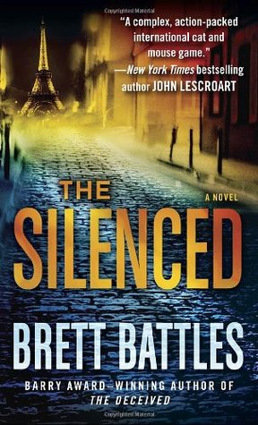 Book cover of The Silenced