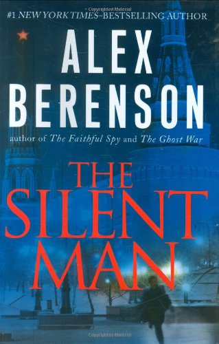 Book cover of The Silent Man