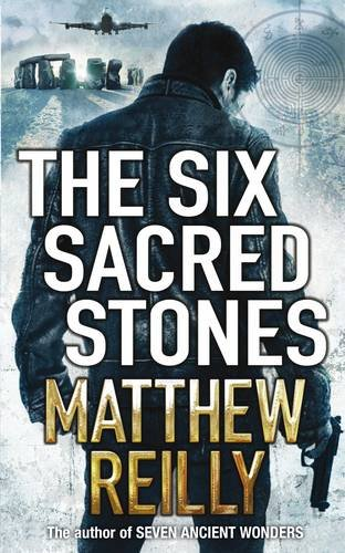 Book cover of The Six Sacred Stones