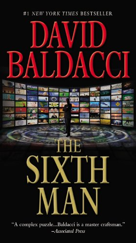 Book cover of The Sixth Man