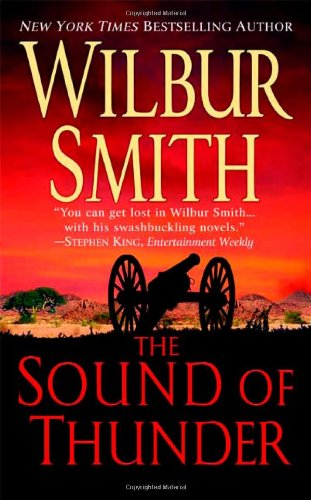 Book cover of The Sound of Thunder (The Roar of Thunder)