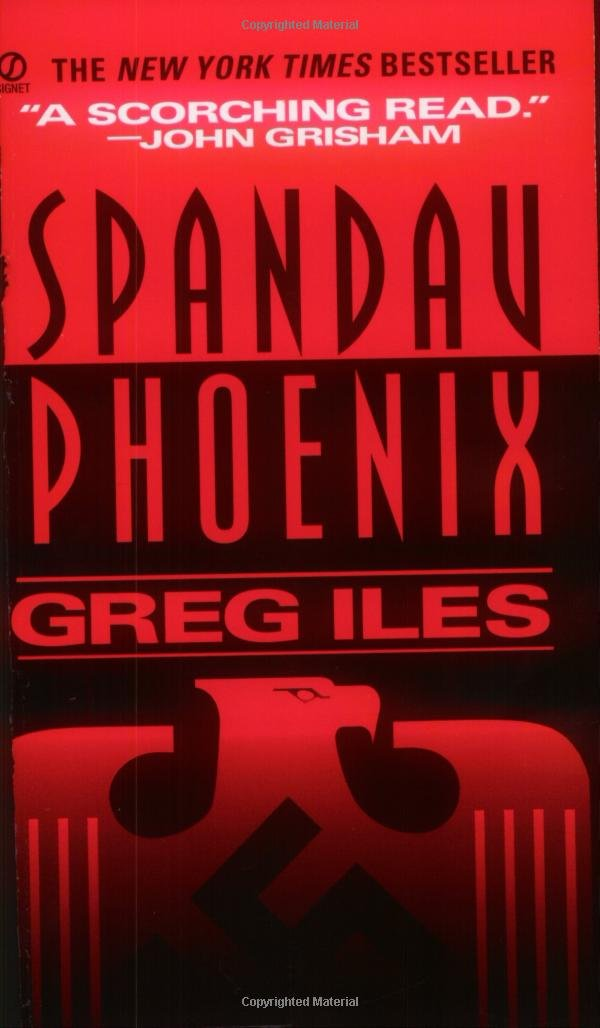Book cover of The Spandau Phoenix