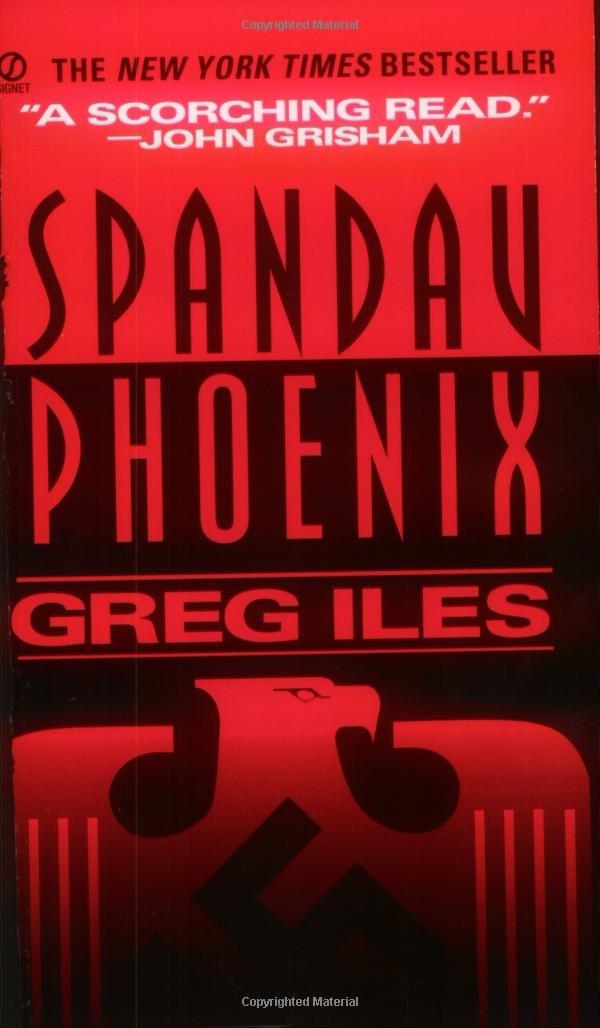 Book cover of The Spandau Phoenix