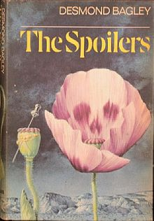 Book cover of The Spoilers