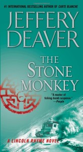 Book cover of The Stone Monkey