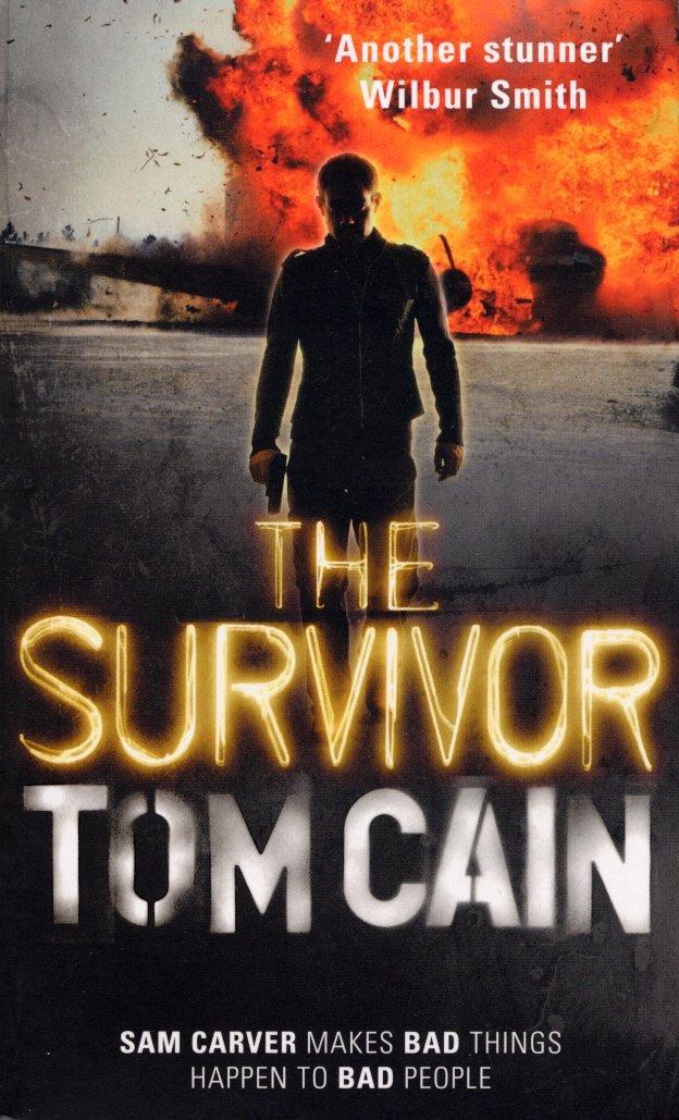 Book cover of The Survivor (No Survivors)