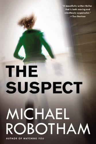Book cover of The Suspect