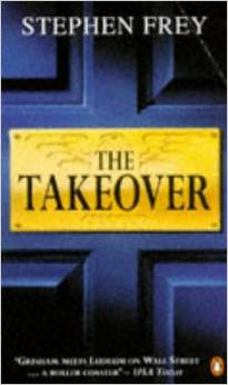 Book Cover of The Takeover