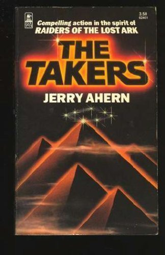Book cover of The Takers