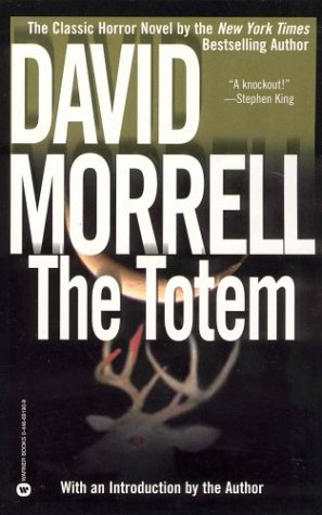 Book cover of The Totem
