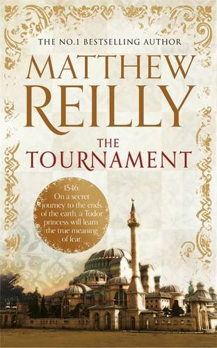 Book cover of The Tournament