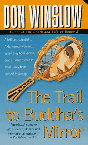Book cover of The Trail to Buddha's Mirror