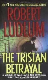 Book Cover of The Tristan Betrayal
