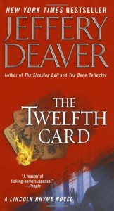 Book cover of The Twelfth Card