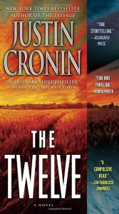 Book Cover of The Twelve