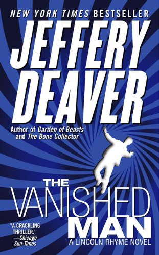 Book cover of The Vanished Man