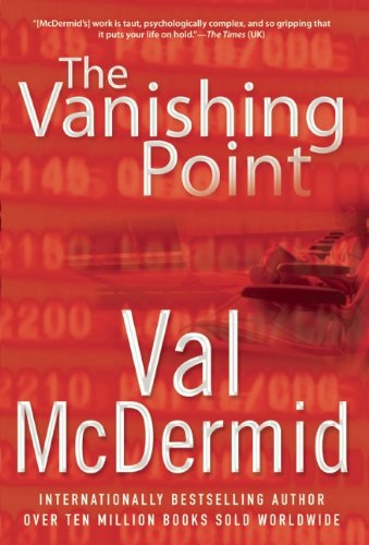 Book cover of The Vanishing Point