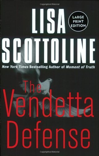 Book Cover of The Vendetta Defense