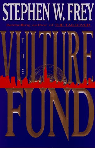 Book Cover of The Vulture Fund