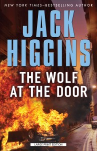 Book Cover of The Wolf at the Door