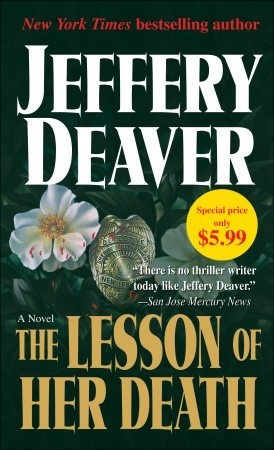 Book cover of The lesson of her Death