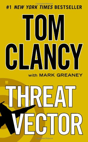 Book cover of Threat Vector