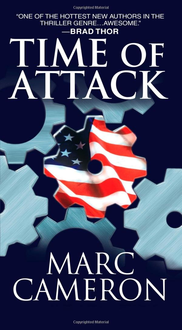 Book cover of Time of Attack
