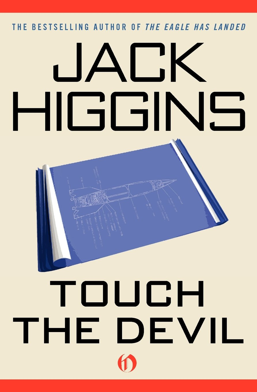 Book cover of Touch the Devil