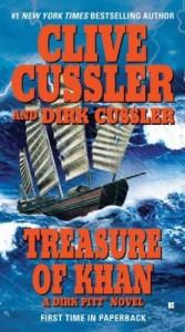 Book Cover of Treasure of Khan