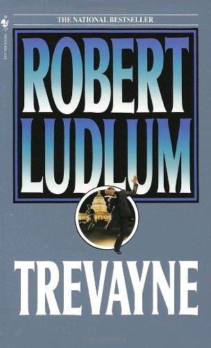 Book Cover of Trevayne