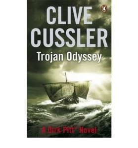 Book Cover of Trojan Odyssey