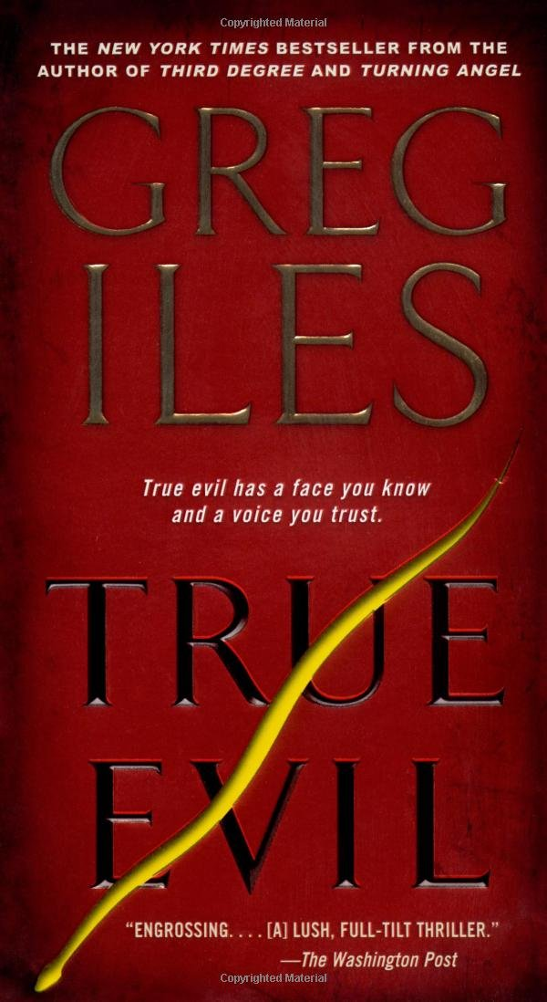Book cover of True Evil