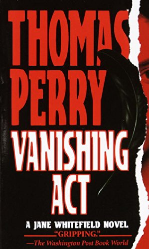 Book cover of Vanishing Act