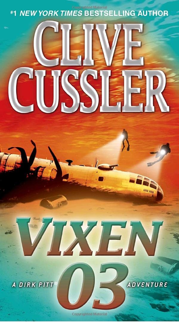 Book Cover of Vixen 03