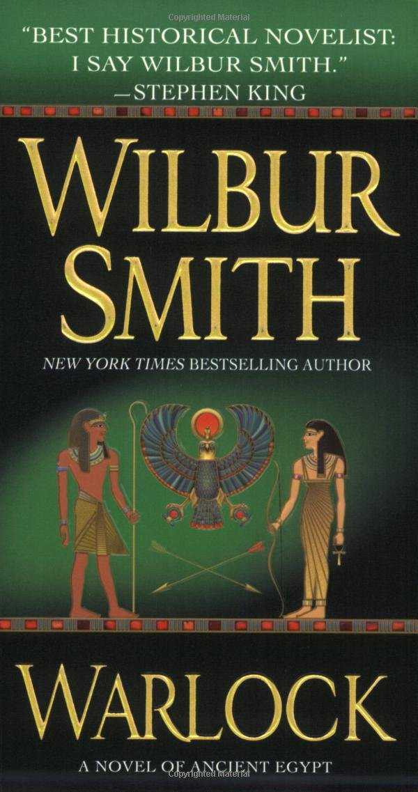 Book cover of Warlock