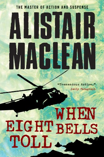 Book Cover of When Eight Bells Toll
