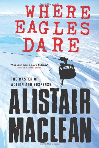 Book Cover of Where Eagles Dare