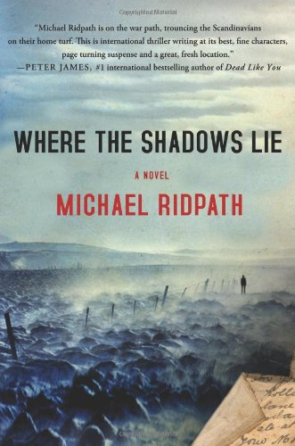 Book cover of Where the Shadows Lie