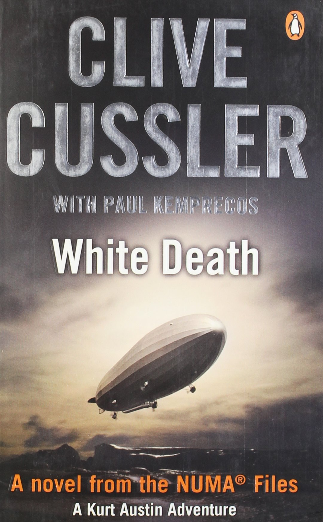 Book Cover of White Death