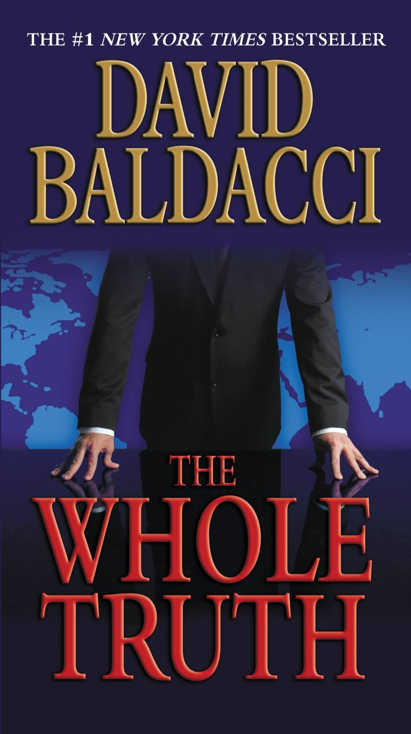 Book cover of The Whole Truth