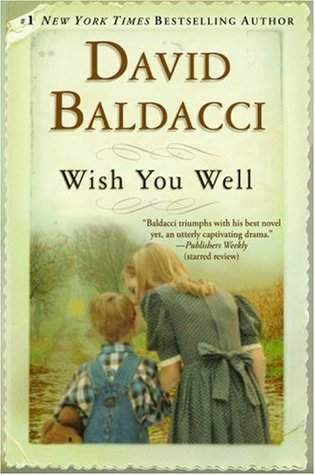 Book cover of Wish You Well