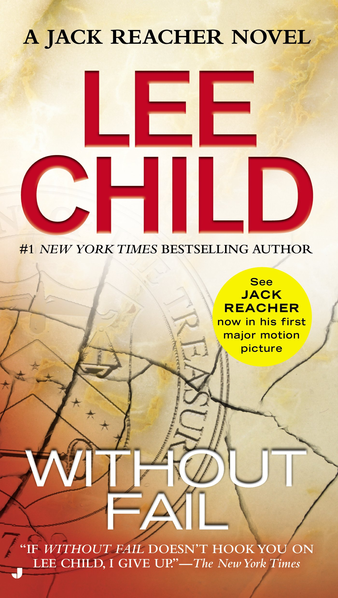 Book cover of Without Fail