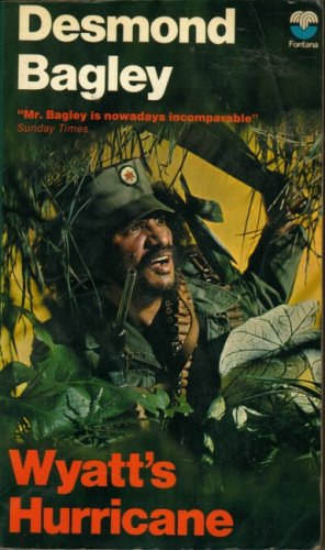 Book cover of Wyatts Hurricane