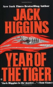 Book cover of Year of the Tiger